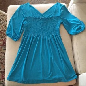 Bisou Bisou tunic top